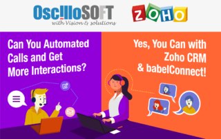 Automated Calls with Zoho CRM