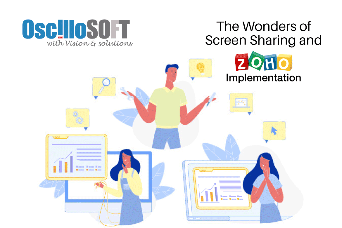 Zoho Screen Sharing