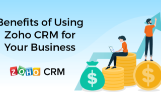 Benefits of Zoho CRM Header