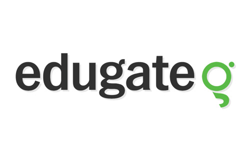 Edugate logo by OscilloSoft