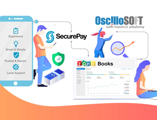 Why is Zoho Books and SecurePay a match made in heaven?