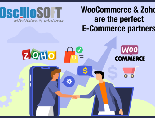 WooCommerce & Zoho are the perfect E Commerce partners