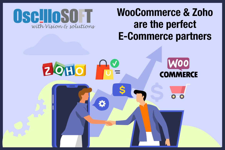 WooCommerce & Zoho