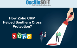 Zoho CRM help southern Cross protection