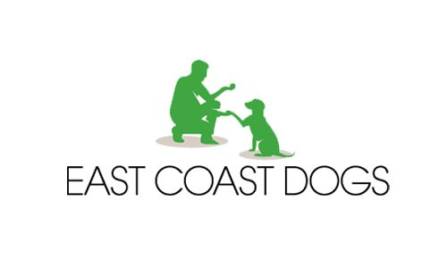 East Coast Dogs Logo by Zoho
