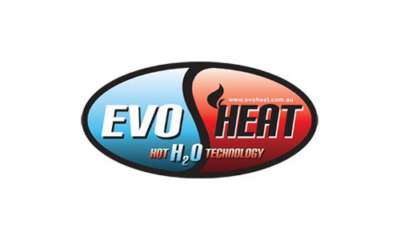 Evo Heat Logo by Oscillosoft