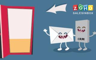 Zoho Sales Inbox