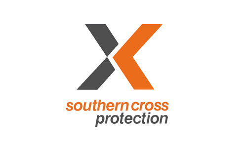 Southern Cross Protection Logo by Zoho