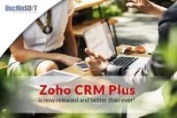 Zoho CRM Plus Released