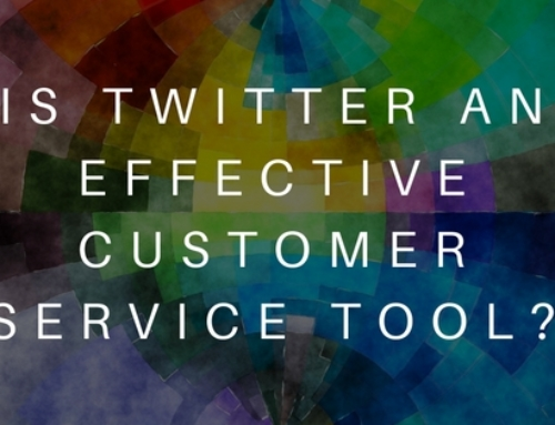 Is Twitter an Effective Customer Service Tool?