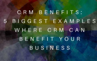 Zoho CRM Business Benefits