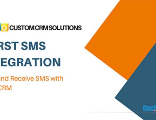 ZOHO CRM 2016 – Send & Receive SMS with Burst SMS Integration