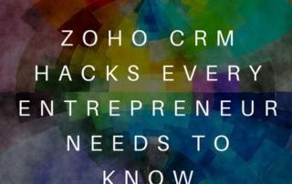 Zoho CRM hacks