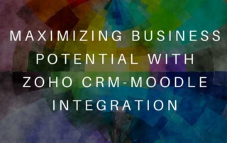 Zoho CRM-Moodle Integration