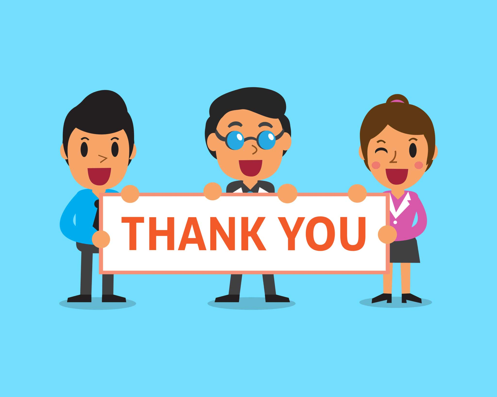 Thank You by Zoho