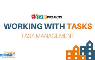 Zoho Projects & Tasks