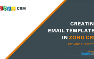 Zoho CRM Email templates Tips