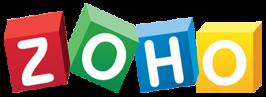 ZOHO Logo Banner
