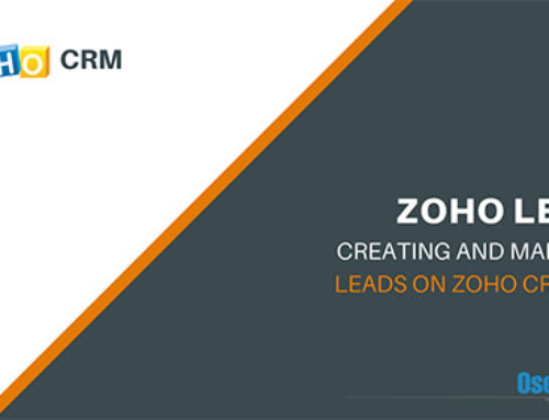 Zoho CRM 2016 – What is a Lead Module