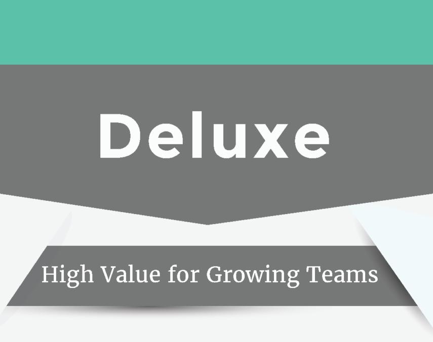 Deluxe Growing Team Oscillosoft