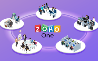 advantage of using zoho one