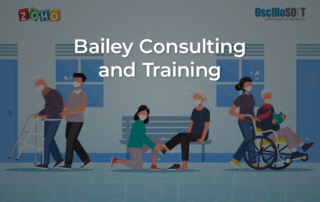 Bailey Consulting and Training - Zoho CRM Case Study