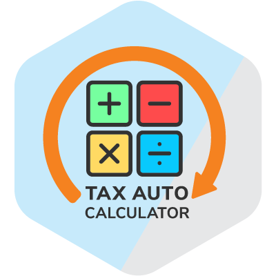 tax auto calculator integration