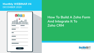 How to build a zoho form and integrate it to zoho crm